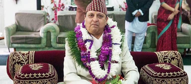 कोरोनाको महामा'री: नेपाल सरकारलाई २ करोड सहयोग गर्ने पूर्वराजाको घोषणा